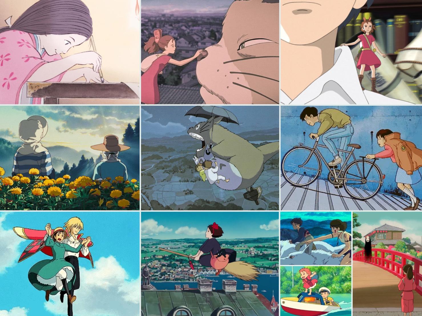ชวนดู! 11 อนิเมะเรื่องโปรดจาก Studio Ghibli – NONONYAKKEAN